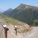 Tratto del Sentiero Geologico