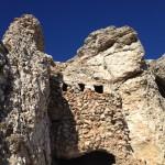 Fortificazioni della I Guerra Mondiale su Cima Cornet